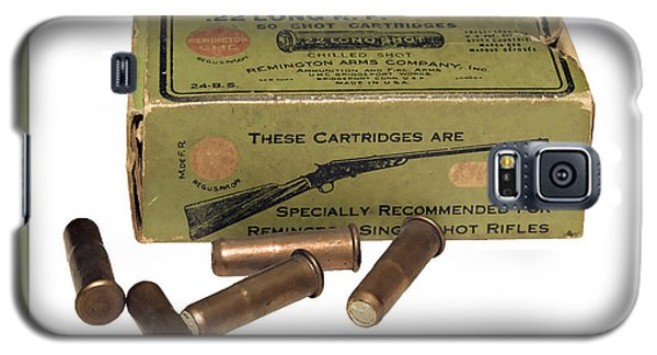 Cartridges For Rifle Galaxy S5 Case