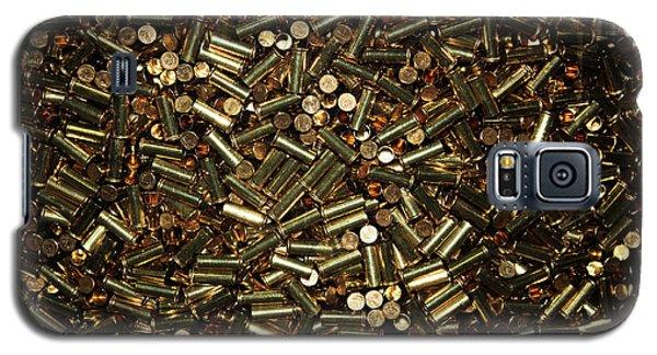 Cartridges Galaxy S5 Case by Kristin Elmquist