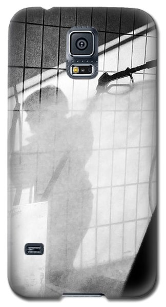 Carwash Shadow And Light Galaxy S5 Case