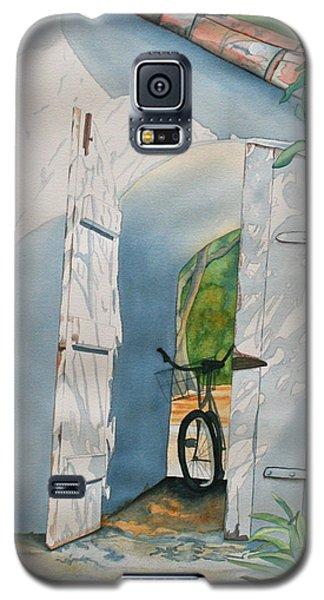 Casa De Teresita Galaxy S5 Case by Teresa Beyer