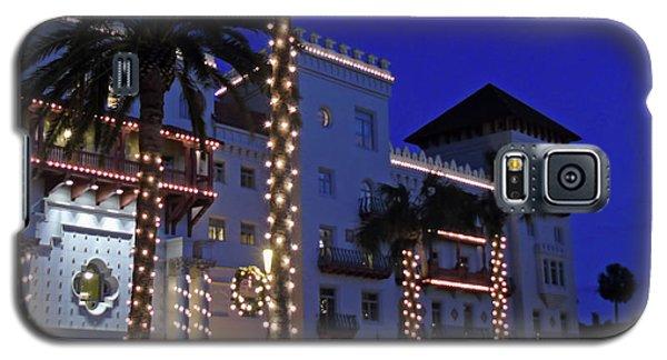 Casa Monica Inn Night Of Lights Galaxy S5 Case