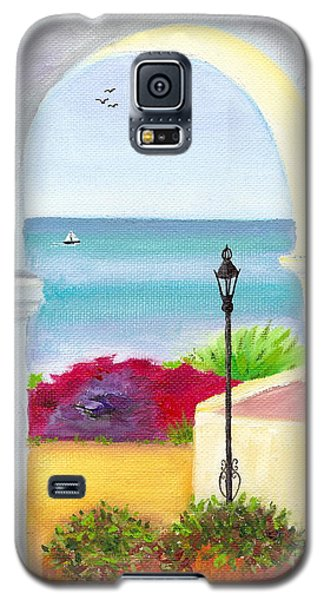 Casa Romantica View Galaxy S5 Case