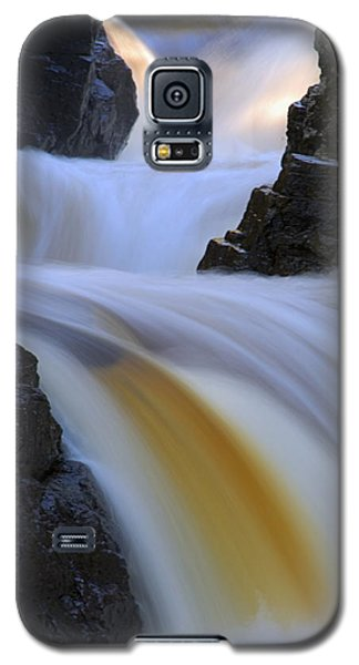Cascade At Dawn Galaxy S5 Case