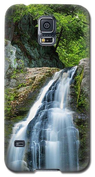 Cascade Falls In South Portland In Maine Galaxy S5 Case