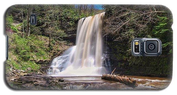 Cascade Falls In Spring Galaxy S5 Case