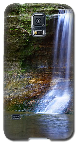 Cascade Falls Galaxy S5 Case