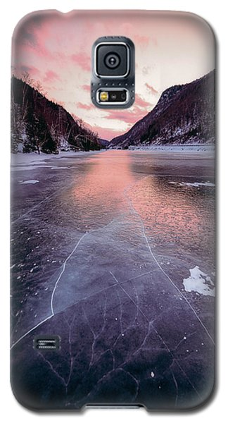Cascade Ice Galaxy S5 Case