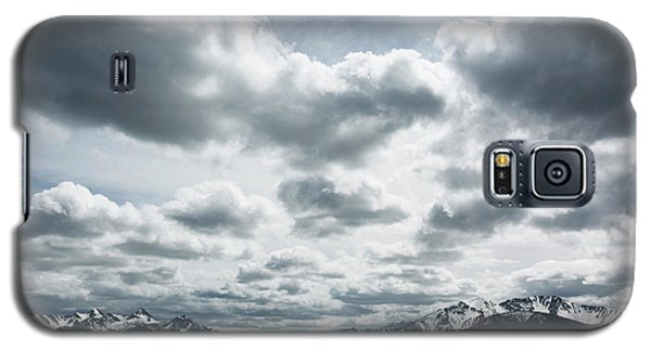 Galaxy S5 Case featuring the photograph Cascade Outlook Manning Provincial Park by Elvira Butler