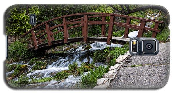 Cascade Springs Bridge Galaxy S5 Case