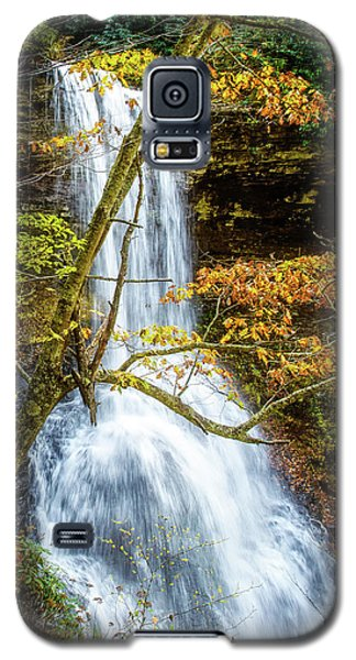 Cascades Deck View Galaxy S5 Case