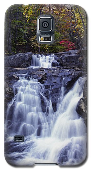 Cascades In Autumn Galaxy S5 Case