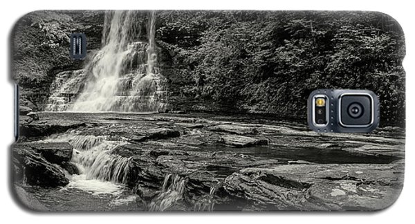 Cascades Waterfall Galaxy S5 Case