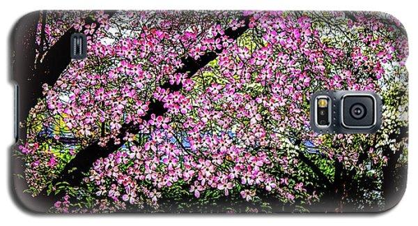 Cascading Dogwood Copyright Mary Lee Parker 17, Galaxy S5 Case
