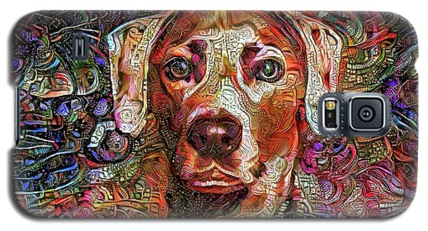 Cash The Lacy Dog Galaxy S5 Case