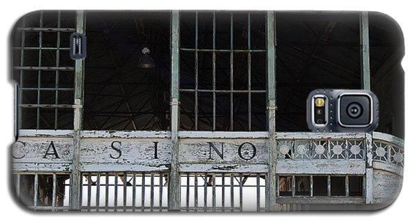 Galaxy S5 Case featuring the photograph Casino Pier  by Elsa Marie Santoro