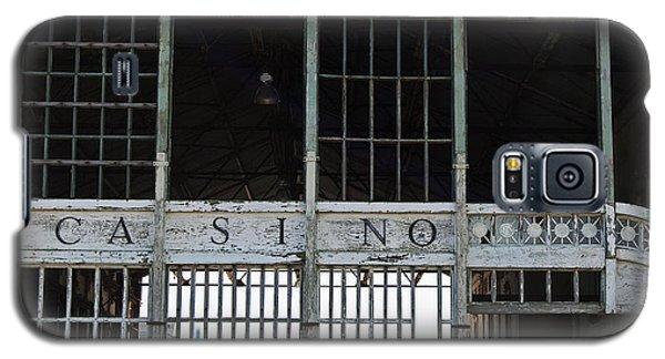 Casino Pier  Galaxy S5 Case by Elsa Marie Santoro