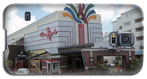 Casino Royale St. Maarten Galaxy S5 Case