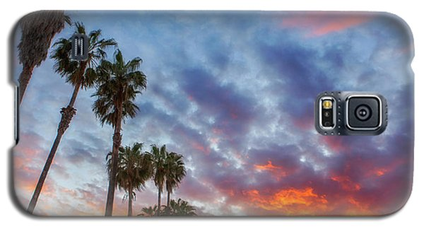Casitas Palms Galaxy S5 Case by John A Rodriguez
