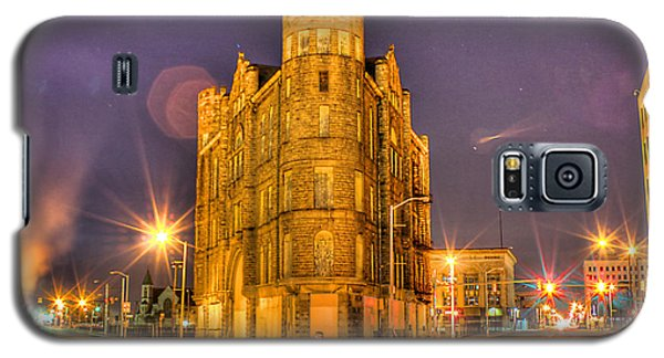 Cass Castle Detroit Mi Galaxy S5 Case