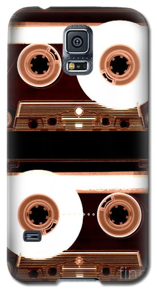 Cassette Tapes Galaxy S5 Case