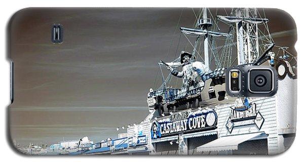 Castaway Cove Galaxy S5 Case by John Rizzuto