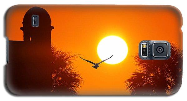 Castillio De San Marcos Galaxy S5 Case