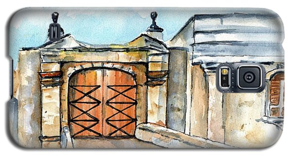 Castillo De San Cristobal Entry Gate Galaxy S5 Case