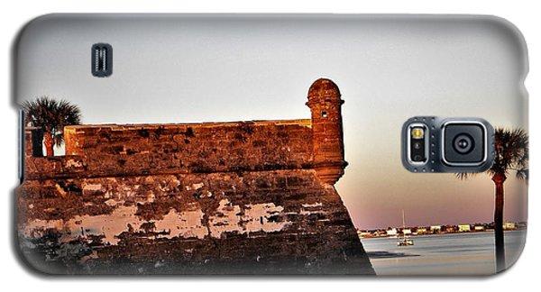 Castillo De San Marcos Galaxy S5 Case