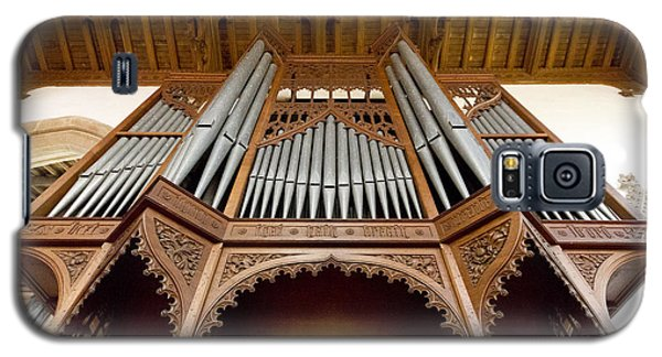 Castle Ashby Pipe Organ Galaxy S5 Case