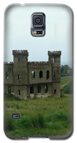 Castle Catania Sicily Galaxy S5 Case