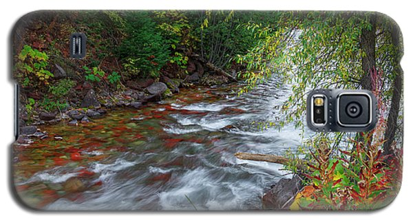 Galaxy S5 Case featuring the photograph Castle Creek Beauty by Tim Reaves
