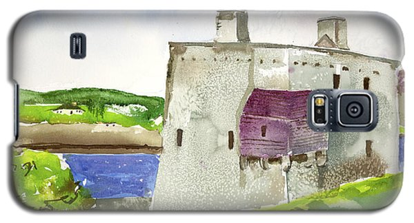 Castle From The Hill Galaxy S5 Case