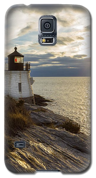 Castle Hill Light 2 Galaxy S5 Case