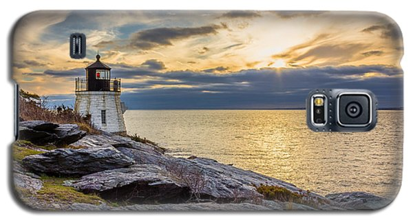 Castle Hill Light Hdr Galaxy S5 Case