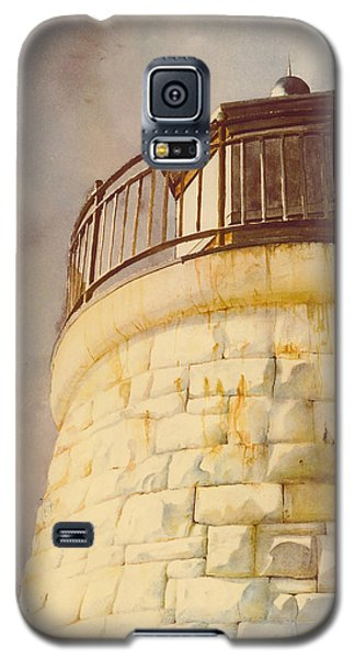 Castle Hill Light Galaxy S5 Case