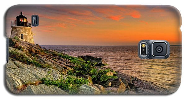 Castle Hill Lighthouse - Newport Rhode Island Galaxy S5 Case