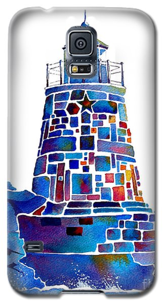 Castle Hill Newport Lighthouse Galaxy S5 Case