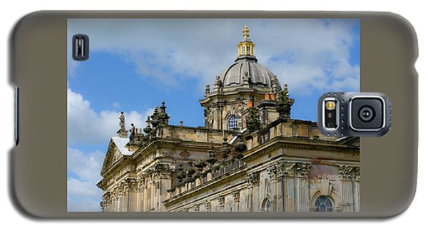 Castle Howard Roofline Galaxy S5 Case