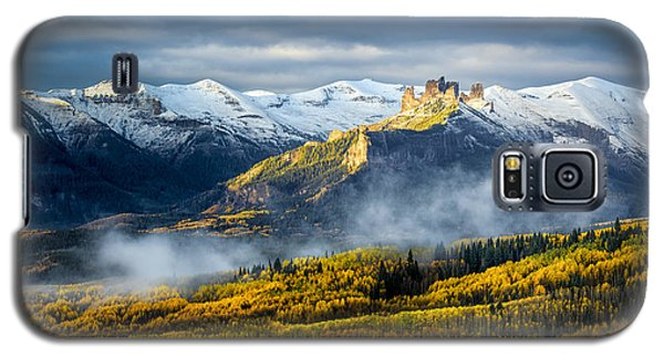 Castle In The Clouds Galaxy S5 Case