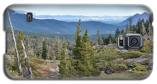 Castle Lake Trail Galaxy S5 Case