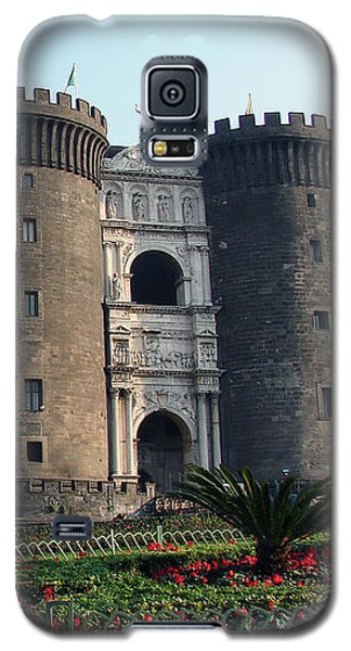 Castle Nuovo Naples Italy Galaxy S5 Case