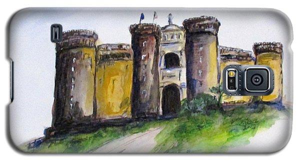 Castle Nuovo, Napoli Galaxy S5 Case