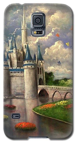 Castle Of Dreams Galaxy S5 Case