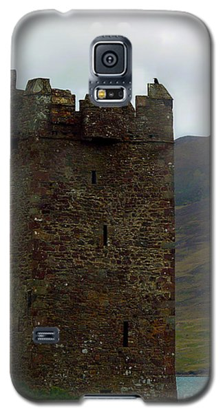 Castle Of The Pirate Queen Galaxy S5 Case by Patricia Griffin Brett