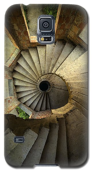 Castle Of Unfinished Dreams Galaxy S5 Case by Jaroslaw Blaminsky