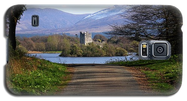 Castle On The Lakes Galaxy S5 Case