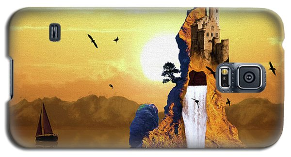 Castle Rising Galaxy S5 Case
