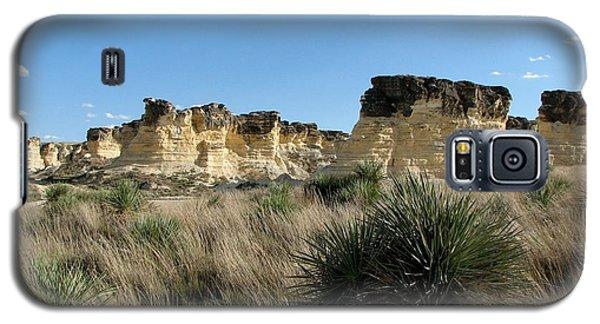 Castle Rock Badlands Galaxy S5 Case