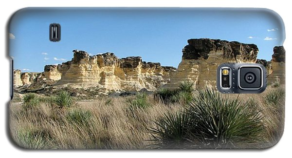 Castle Rock Badlands Galaxy S5 Case