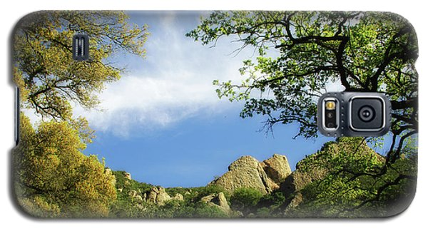 Castle Rock Galaxy S5 Case by Donna Blackhall